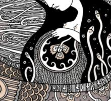 The Mother (Safe Passage) Sticker
