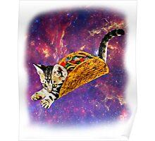 Taco Cat Poster