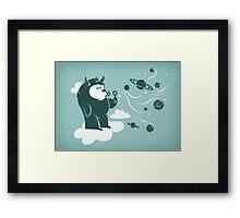 Universal Fun Framed Print