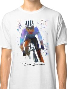 Test Tee by Sachse Cyclist Classic T-Shirt