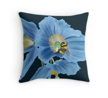 The Wallington Bee Throw Pillow