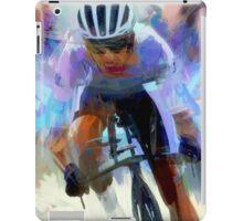 Cyclist One iPad Case/Skin