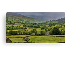 Swaledale Canvas Print