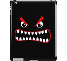 Angry Monster iPad Case/Skin