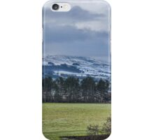 Wensleydale Winter iPhone Case/Skin
