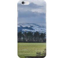 Wensleydale Winter iPhone Case/Skin