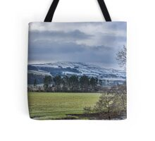 Wensleydale Winter Tote Bag