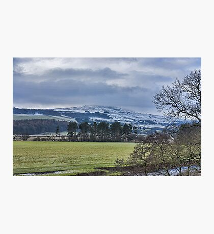 Wensleydale Winter Photographic Print