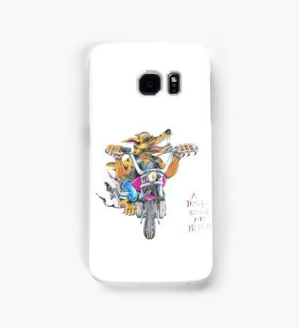 A dingo stole my bike RH Samsung Galaxy Case/Skin