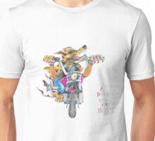 A dingo stole my bike RH Unisex T-Shirt