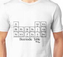 Beeriodic Table  Unisex T-Shirt