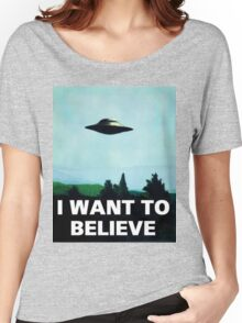 X FILES Women's Relaxed Fit T-Shirt