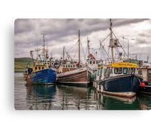 Dingle harbour Canvas Print