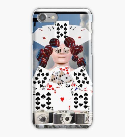 Lady Luck by Darryl Kravitz iPhone Case/Skin