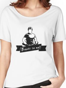Thanks To You Women's Relaxed Fit T-Shirt