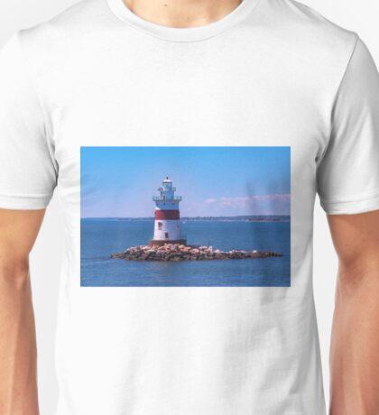 Latimer Reef Lighthouse Unisex T-Shirt