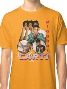 VINTAGE HIPHOP TOUR T SHIRT TEE PLAYBOI CARTY Classic T-Shirt
