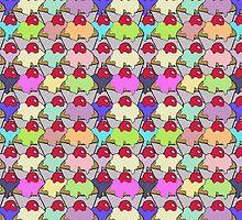 Cupcake Frenzy by hiraeth