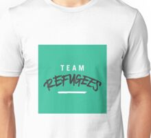 Team Refugees Unisex T-Shirt