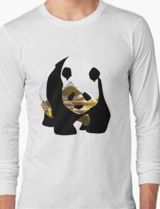 Panda Bear - Sun Boat Long Sleeve T-Shirt
