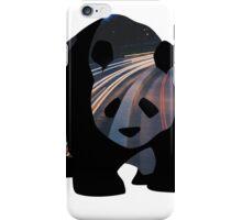 Panda Bear - Night Drive iPhone Case/Skin