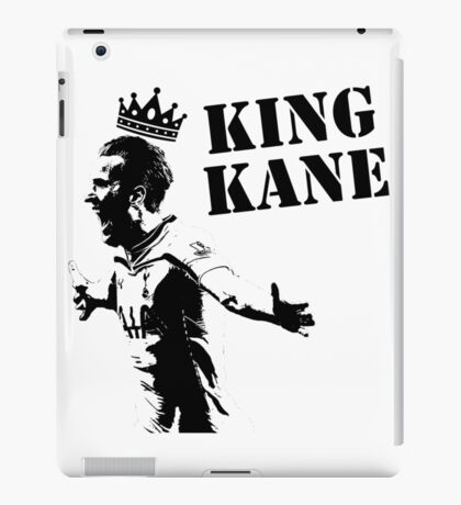 Harry Kane - King Kane iPad Case/Skin