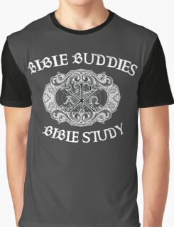 Bible Buddies: Bible Study Graphic T-Shirt