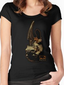 CORNUCOPIA Women's Fitted Scoop T-Shirt