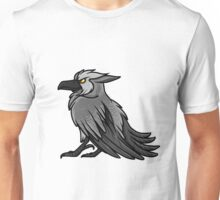 Druid Cuties - Worgen Raven Unisex T-Shirt