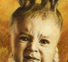 Baby Mutant Bunny Sticker