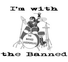 I'm With The Banned by RedKitePublish
