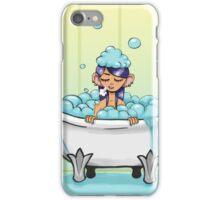 Bath time! iPhone Case/Skin