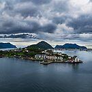 Alesund, Norway by JMChown