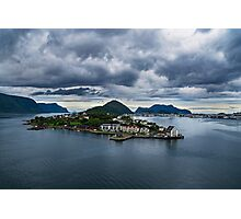 Alesund, Norway Photographic Print