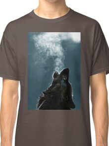 Knight Artorias - The Wolf And The Abyss Classic T-Shirt