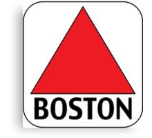 Boston Citgo Canvas Print