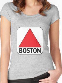 Boston Citgo Women's Fitted Scoop T-Shirt