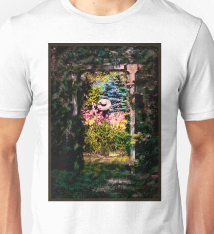 A Gardener's World Unisex T-Shirt