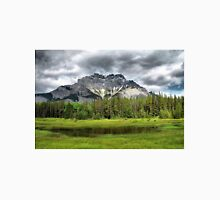 Cascade Mountain, Banff National Park Unisex T-Shirt