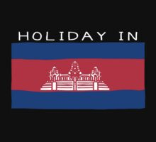 Holiday in Cambodia by ndaqb