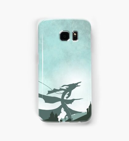 Leviathan in Altissia Samsung Galaxy Case/Skin