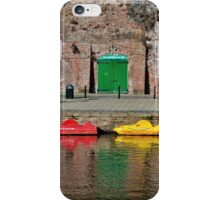 Exeter Colors iPhone Case/Skin