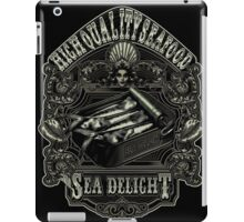 SEA DELIGHT iPad Case/Skin
