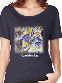 Kandinsky - Gorge Improvisation Women's Relaxed Fit T-Shirt