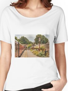 The Train Now Standing Women's Relaxed Fit T-Shirt
