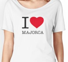 I ♥ MAJORCA Women's Relaxed Fit T-Shirt