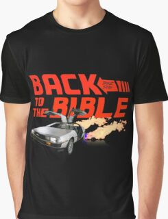 Back to the Bible: Bible Study Graphic T-Shirt