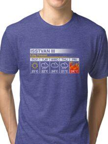 Grim Forecast Tri-blend T-Shirt