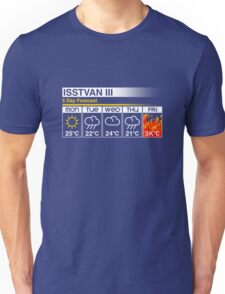 Grim Forecast Unisex T-Shirt