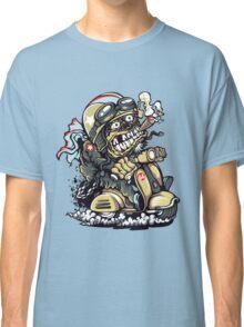 Zombie Biker Classic T-Shirt